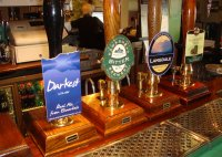 Always a great choice of local ales and not so local ciders