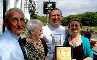 2014 best pub award