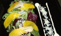 Pickled golden beets