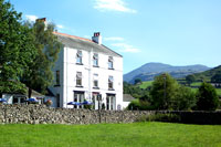 Brook House Inn AA 4 star Inn, Cumbria, The Lake District. Friendly hotel style accommodation in Eskdale